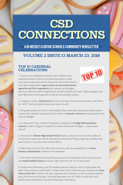 CSD Connections