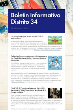 Boletín Informativo Distrito 34