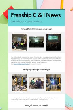 Frenship C & I News