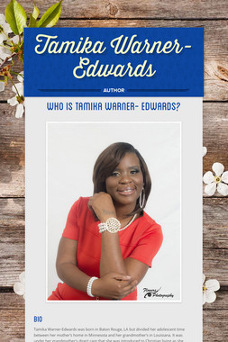 Tamika Warner- Edwards