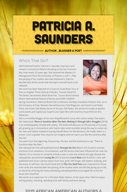 Patricia A. Saunders