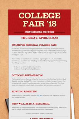 College Fair '18
