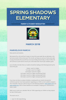 Spring Shadows Elementary