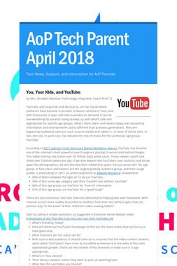 AoP Tech Parent April 2018