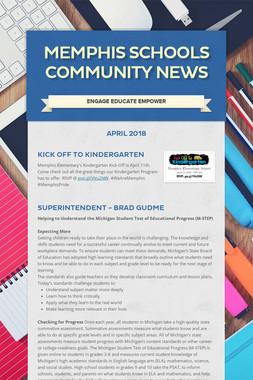 Memphis Schools Community News