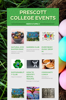 Prescott College Events