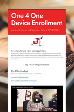 One 4 One Device Enrollment