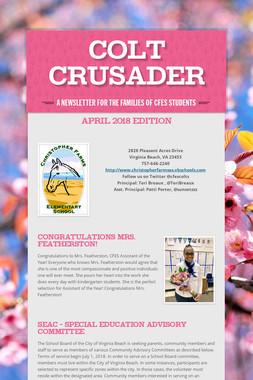 Colt Crusader