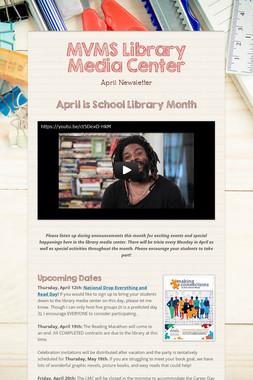MVMS Library Media Center