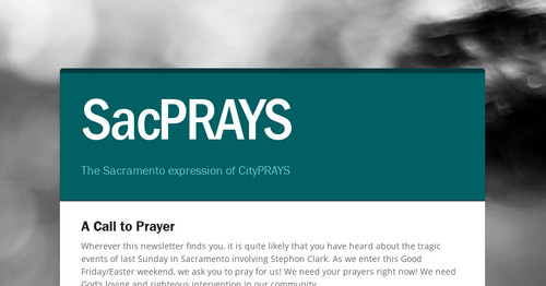 SacPRAYS   Smore Newsletters for Business