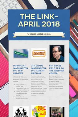 The Link- April 2018