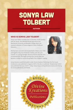 Sonya Law Tolbert