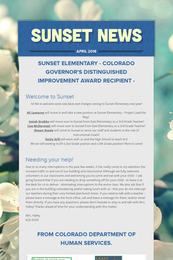 Sunset News