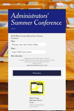 Administrators' Summer Conference