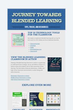 Journey Towards Blended Learning