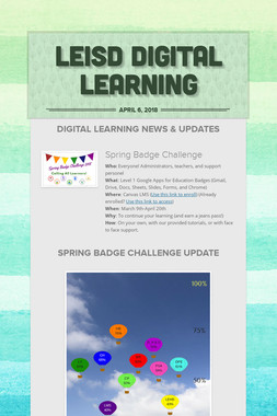 LEISD Digital LEarning