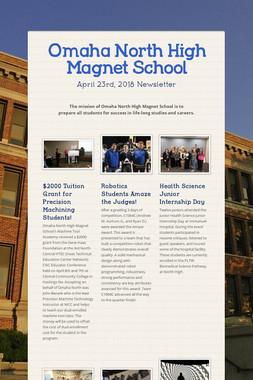 Omaha North High Magnet School