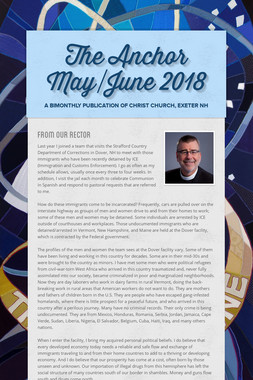 The Anchor May/June 2018