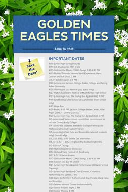 Golden Eagles Times