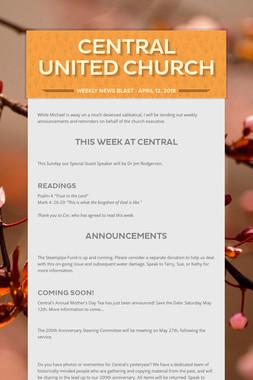 Central United Church