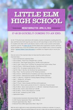 Little Elm High School