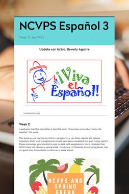 NCVPS Español 3