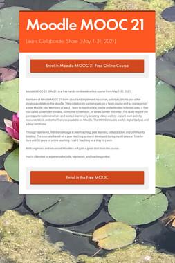 Moodle MOOC 12