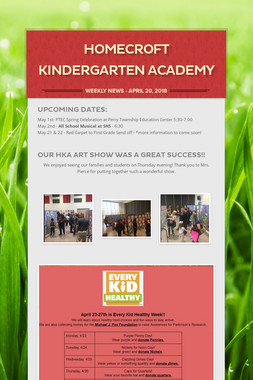 Homecroft Kindergarten Academy
