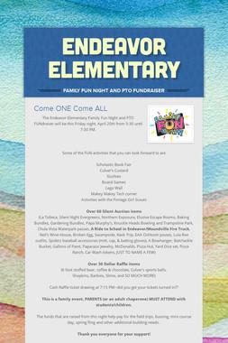 Endeavor Elementary