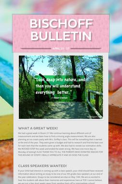 Bischoff Bulletin