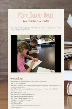 Park School News