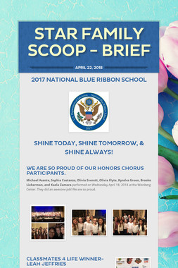 Star Family Scoop - Brief