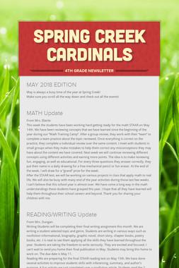 Spring Creek Cardinals