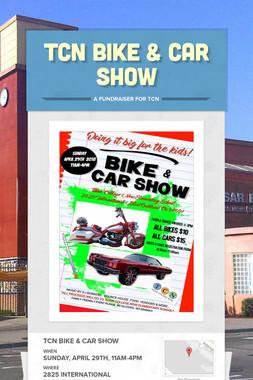 TCN Bike & Car Show