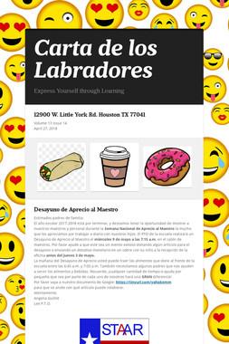 Carta de los Labradores
