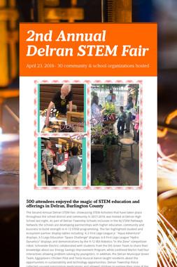 2nd Annual Delran STEM Fair
