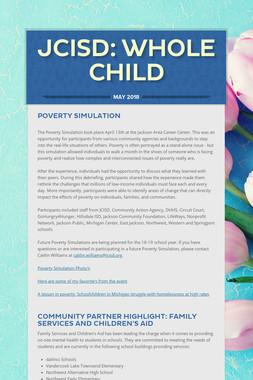 JCISD: Whole Child