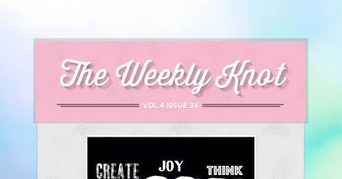 The Weekly Knot | Smore Newsletters for Education
