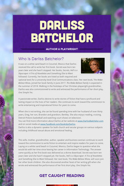 Darliss Batchelor
