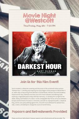 Movie Night @Westcott
