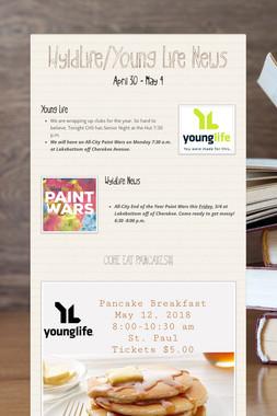 WyldLife/Young Life News