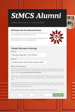 StMCS Alumni