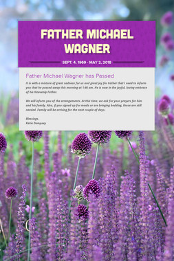 Father Michael Wagner