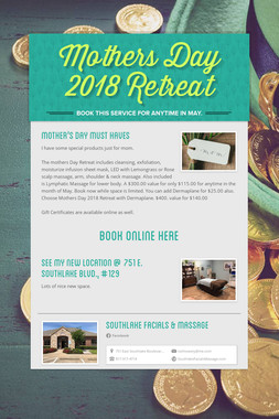 Mothers Day 2018 Retreat