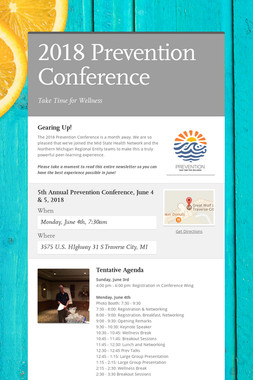 2018 Prevention Conference