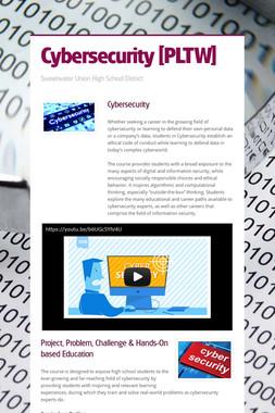 Cybersecurity [PLTW]
