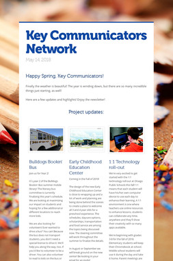 Key Communicators Network