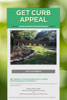 Get Curb Appeal