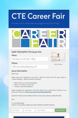 CTE Career Fair