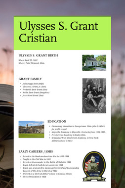Ulysses S. Grant   Cristian